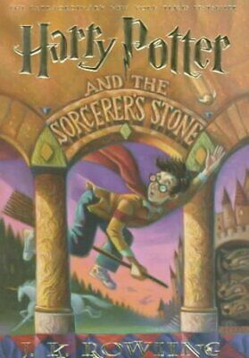 Harry Potter and the Sorcerer's Stone by J. K. Rowling 9780590353427