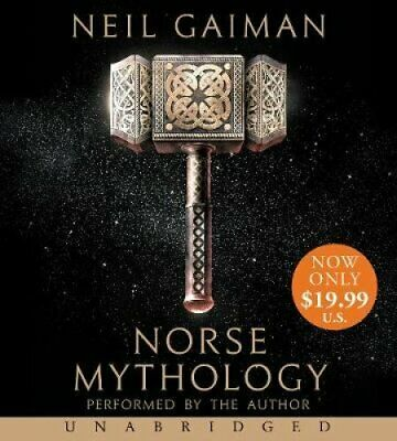 Norse Mythology Low Price CD by Neil Gaiman (2018, CD / CD, Unabridged)