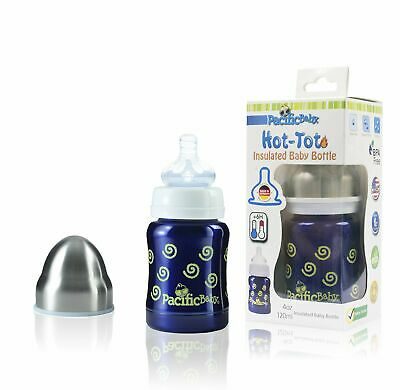 Hot Tot 4oz Insulated Baby Bottle