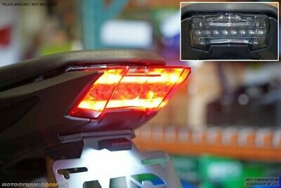 Yamaha FZ09 MT09 MT-09 FZ-09 2017 - 2020 Sequential LED Taillight Tail Light