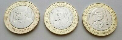 2019 Isle of Man D-Day £2 Coin Set - Uncirculated