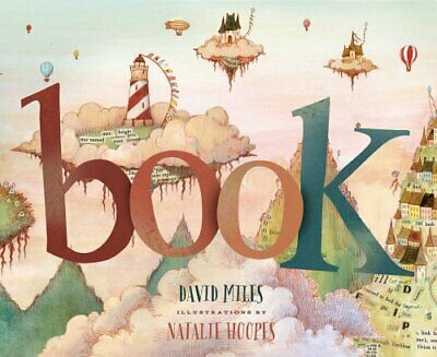 The Book by David Miles (2015, Hardcover)