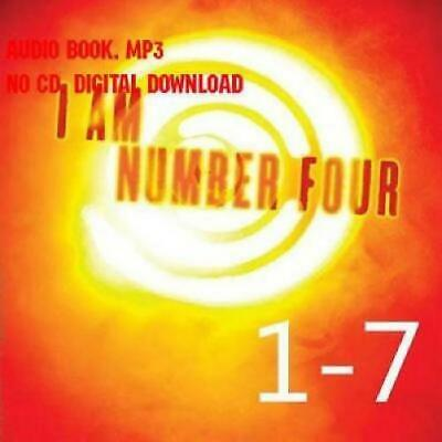 I Am Number Four 1-7 - Pittacus Lore Unabriged Audio Books