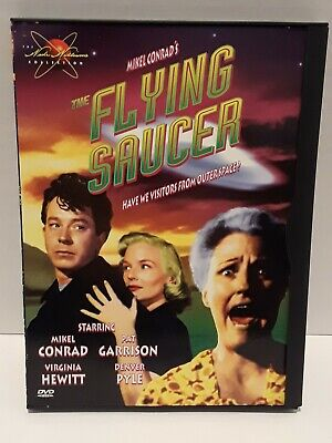 The Flying Saucer (DVD, 2001)