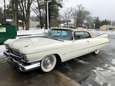 1959 Cadillac Other  1959 cadillac series 62 convertible