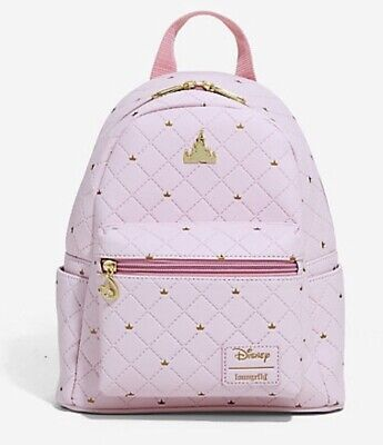 LOUNGEFLY DISNEY DAYS Castle Mini Backpack Hot Topic -  55.00