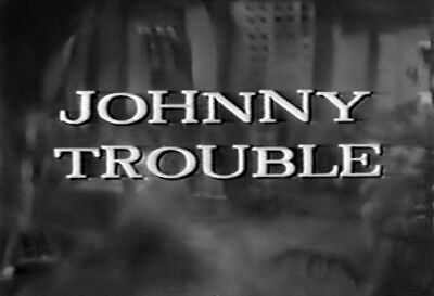 Johnny Trouble (1957) Dvd Ethel Barrymore, Cecil Kellaway