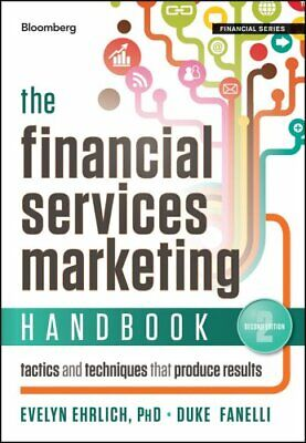 Bloomberg Financial: The Financial Services Marketing Handbook : Tactics and...