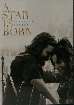 A Star Is Born (New DVD ) Free Shipping