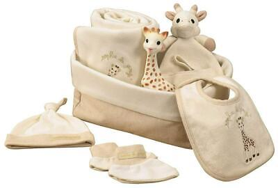 Sophie The Giraffe So Pure First Hours Newborn Gift Set by Vulli