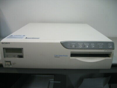 Sony UP-5600MDU Mavigraph Medical HQ Digital Color Video Printer