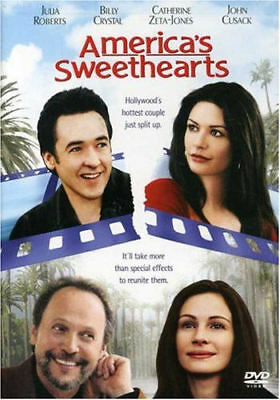 America's Sweethearts (DVD, 2001) - Disc Only