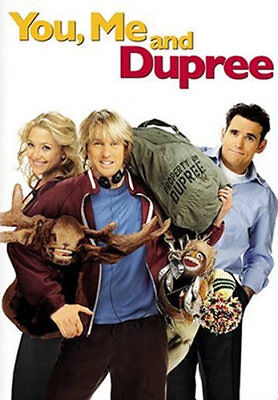You, Me and Dupree (DVD, 2006, Full Frame) - Disc Only