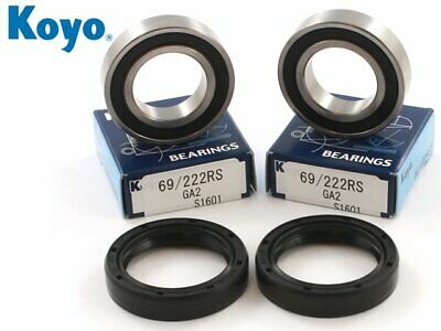Suzuki RMX 450 2010 - 2011 Koyo Wheel Bearing Kit - Front
