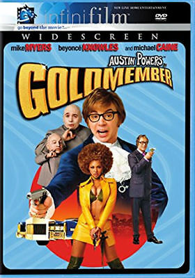 Austin Powers in Goldmember (DVD, 2002, Widescreen; Infinifilm Seri  - Disc Only