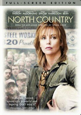 North Country (DVD, 2006, Full Frame) - Disc Only