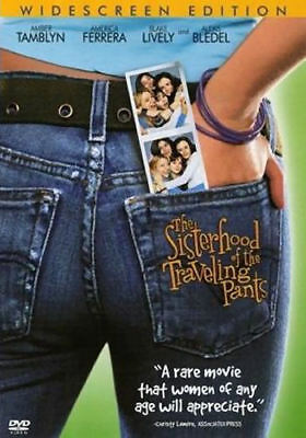 The Sisterhood of the Traveling Pants (DVD, 2005) - Disc Only