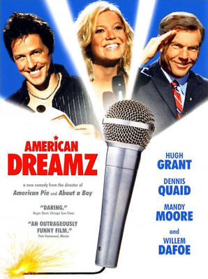 American Dreamz (DVD, 2006, Full Frame Edition) - Disc Only