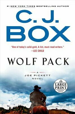 Wolf Pack by C J Box 9781984882806 (Paperback, 2019)