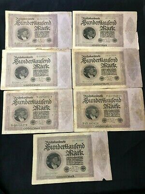 50 pcs Russia 10 Rubles 1961 banknotes circulated P 234