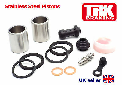 Rear Brake Caliper SST Piston Seal Rebuild Kit Triumph Bonneville 800 01-06