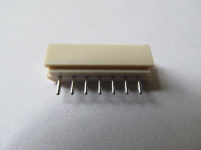 MOLEX 3-928106-5 6-Pin 3.96MM Wafer Header Connector New Lot Quantity-5