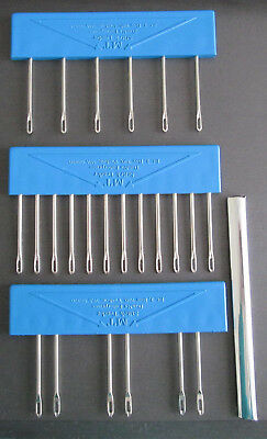 Set of 3 Transfer Tools for 9mm Brother, Singer, Studio Knitting Machine