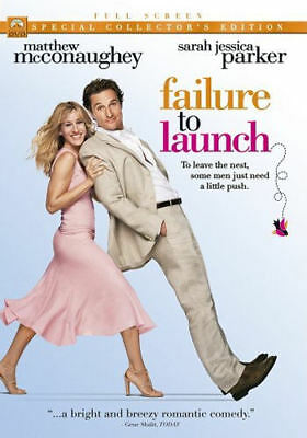 Failure to Launch (DVD, 2006, Full Frame) - Disc Only
