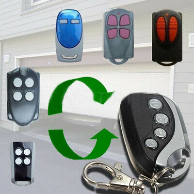 4 Channels Transmitter Garage Door Remote Control Key Fob Rolling Code