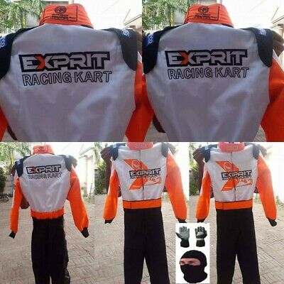 Exprit Go Kart Racing Suit - Cik/Fia Level Ii Approved