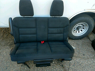 Remarkable 2011 2018 Black Leather Third Row Seat Dodge Grand Caravan Pabps2019 Chair Design Images Pabps2019Com