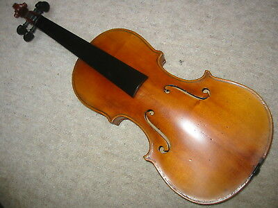 nice & old 3/4 (?) Violin   violon