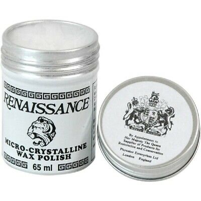 2.25 Oz Can Renaissance Micro-Crystalline Wax Polish
