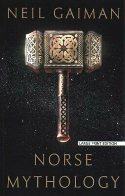 Norse Mythology by Neil Gaiman 9781432852337 (Paperback, 2018)