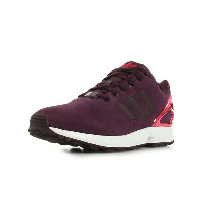 Cuir Taille Flux Lacets Adidas Chaussures W Zx Baskets Femme 9IYEDHW2