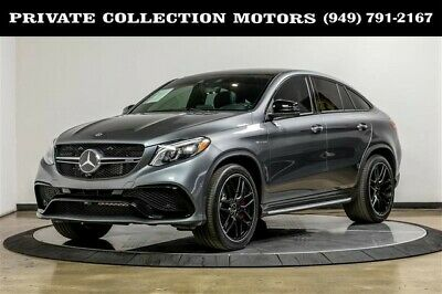 2018 Mercedes-Benz Other  2018 Mercedes-Benz GLE 63 AMG S AMG GLE 63 S $126k MSRP