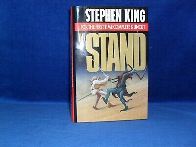 The Stand Stephen King Complete And Uncut Version