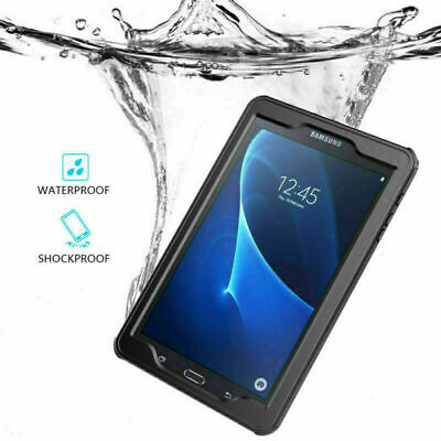 """For Samsung Galaxy Tab A 10.1"""" SM-T580 SM-T585 Waterproof Case Full Sealed Cover"""