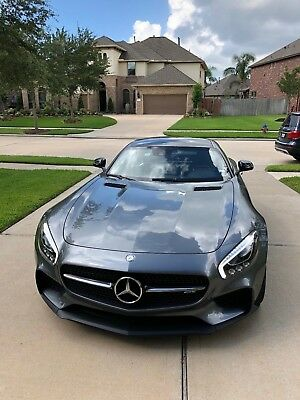 2016 Mercedes-Benz AMG GT S Edition 1 2016 Mercedes Benz AMG GT S Edition 1