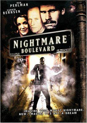 Nightmare Boulevard | $1.39 DVD | $4.00 Flat Rate Shipping