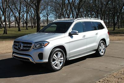 """2017 Mercedes-Benz GLS 450 GLS450 4MATIC  1 Owner  MSRP New $78260 1 Owner Perfect Carfax """"Like New"""" Condition MSRP New $78260"""