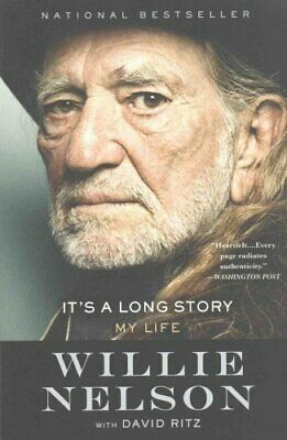 It's a Long Story My Life by Willie Nelson 9780316403542 (Paperback, 2016)
