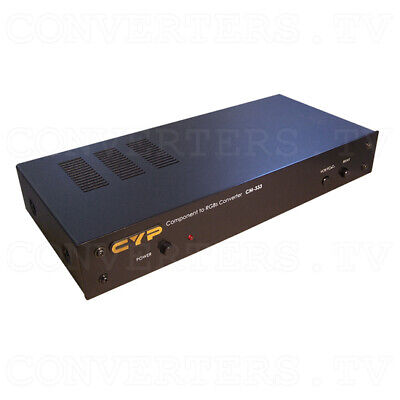 YUV to RGB Converter CM-333 / CYU-333 (3 Years Warranty)