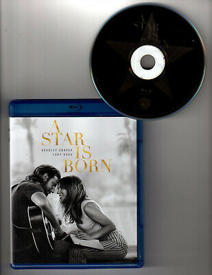 A Star Is Born (Blu-ray, 1 Disc, 2018)