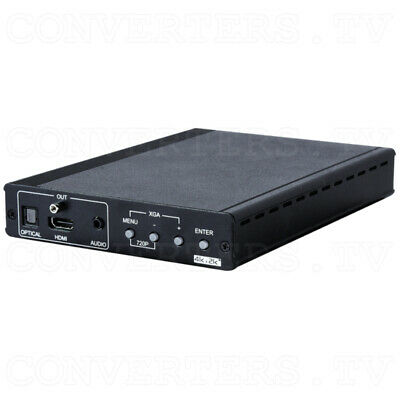 HDMI/VGA to HDMI 6G Scaler (3 Years Warranty)