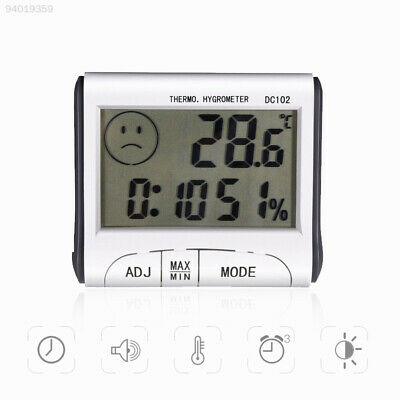 7327 Household Kitchen Tool Indoor Digital Thermometer Convenient 8*7*2CM