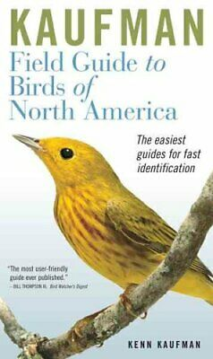 Kaufman Field Guide to Birds of North America by Kenn Kaufman 9780618574230