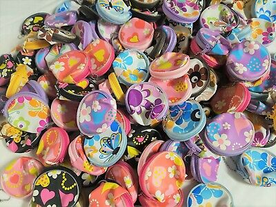 Wholesale 120pcs Mixed PVC Coin Purses 6.5 x 5.5cm Free Post