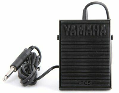 Yamaha FC-5 Sustain Pedal for Portable Electronic Keyboards FC5A from Japan NEW