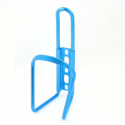 Cycling Bike Bicycle Drinking Water Bottle Aluminum Alloy Holder Rack Teal